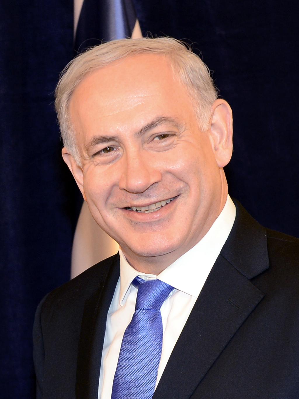 """Benjamin Netanyahu verða á mismæli og kallar Ísrael ,,kjarnorkuveldi"""""""