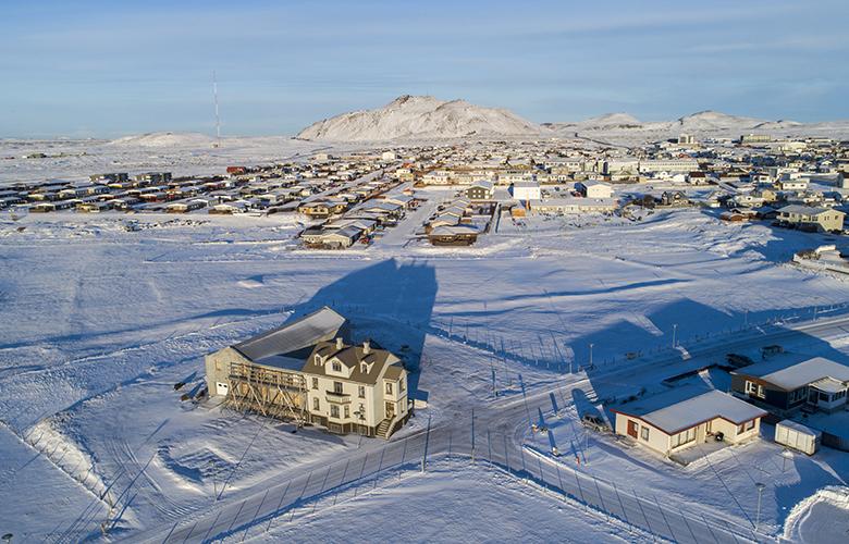 Óvissustigi lýst yfir á Reykjanesi