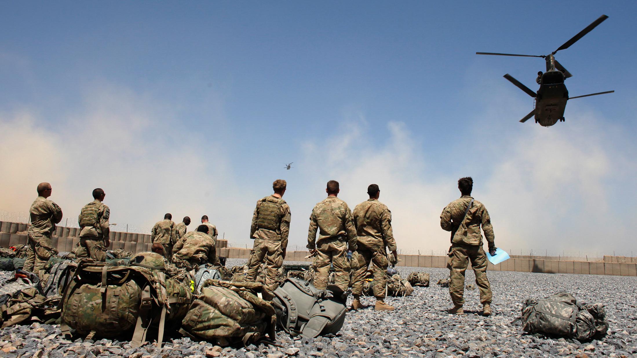 Friður framundan í Afganistan?
