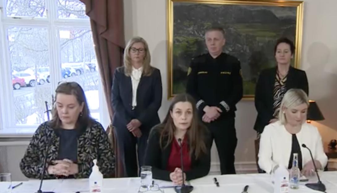 Samkomubann á Íslandi: Framhaldsskólum og háskólum lokað