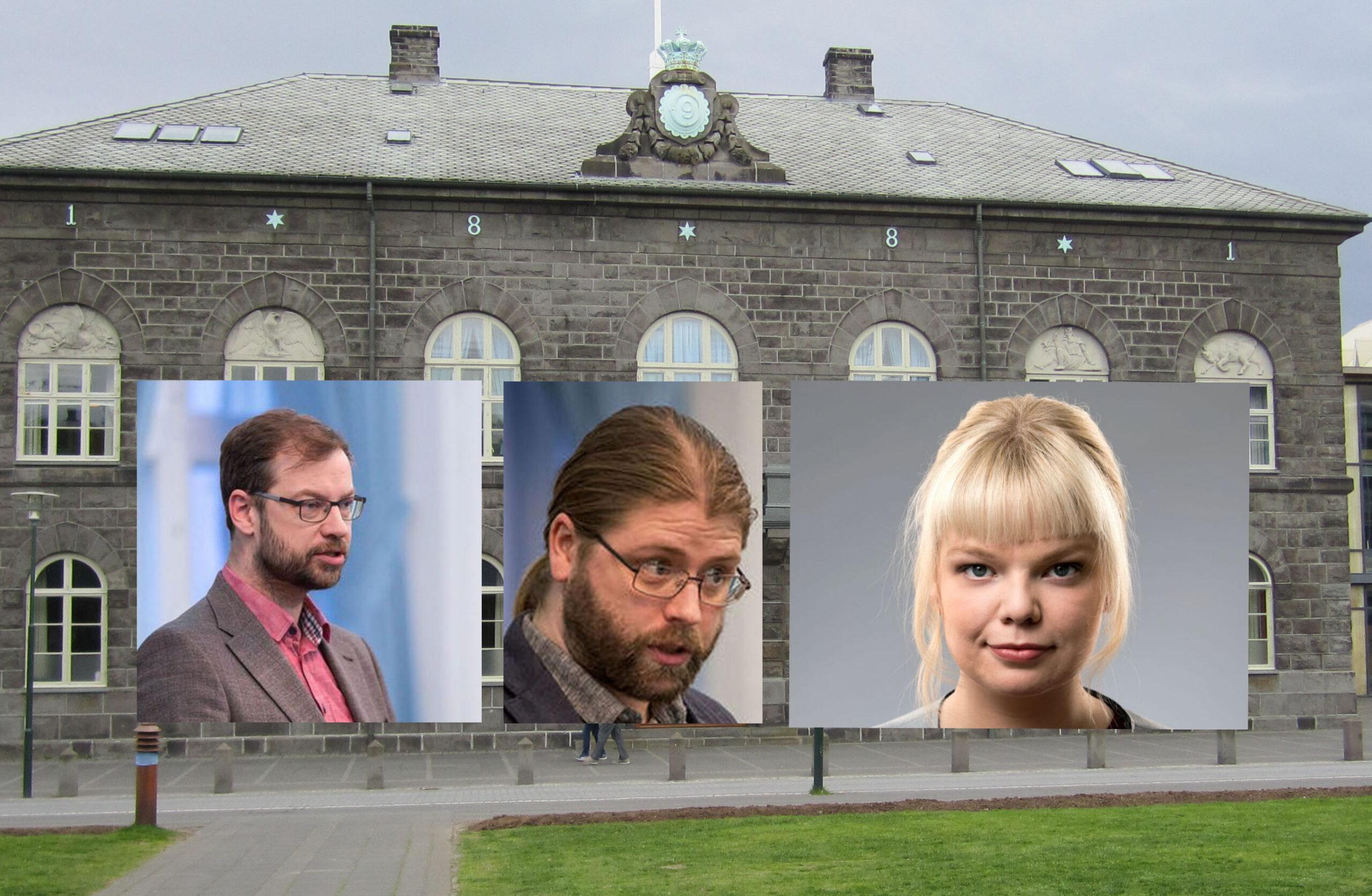 Geðvondir Píratar með allt á hornum sér