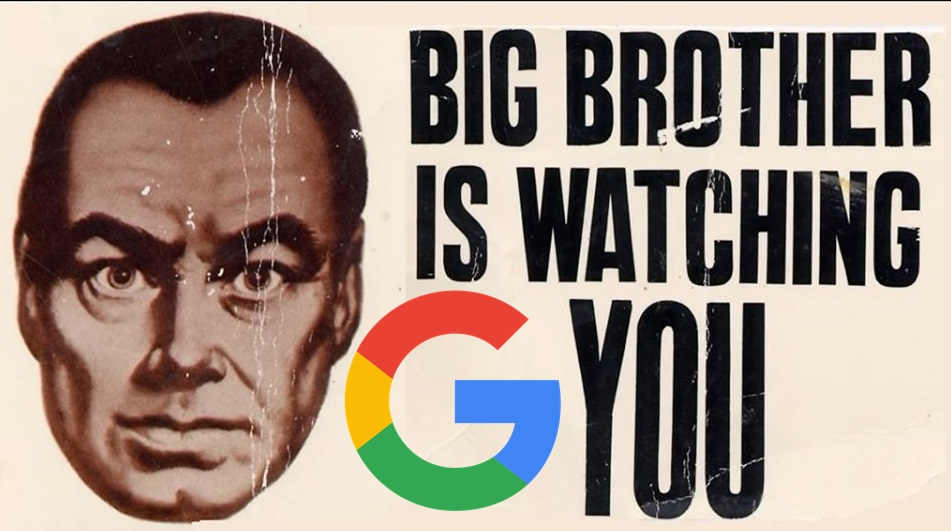 Er Google stóri bróðir?