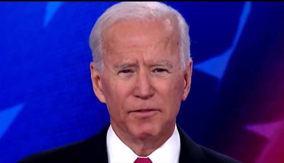 Ósýnilegi Joe Biden