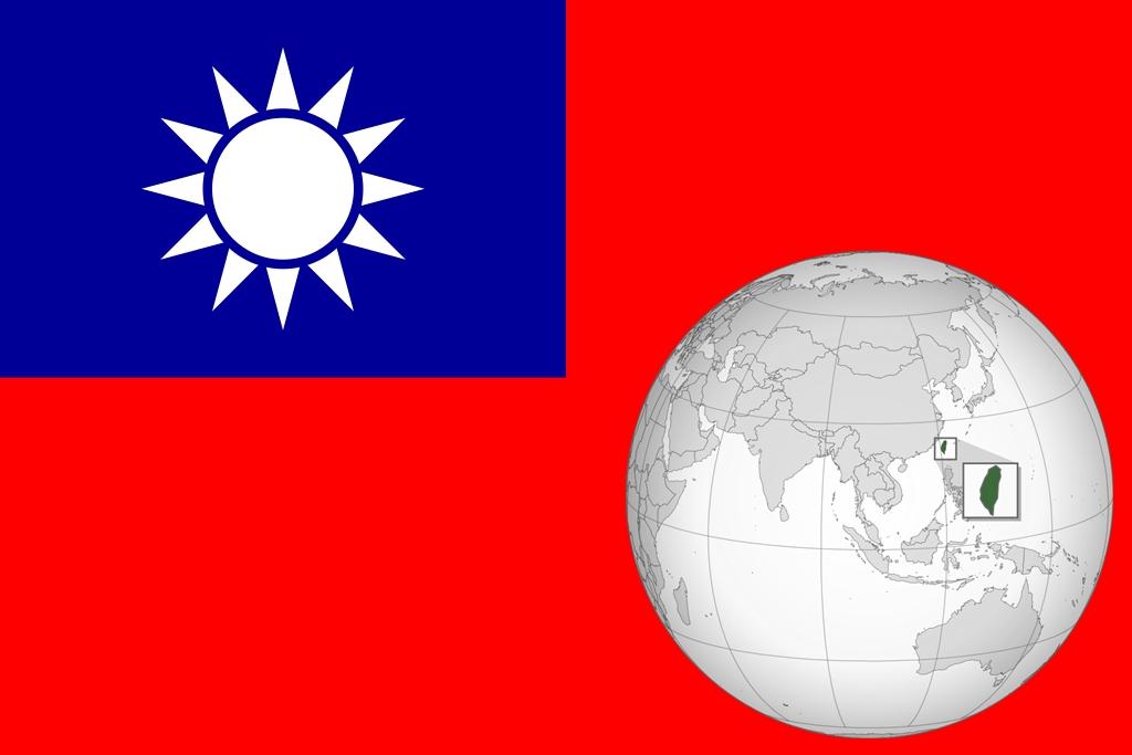 """Kína fordæmir ,,ögrandi"""" bandarískt herflug yfir Taívan"""
