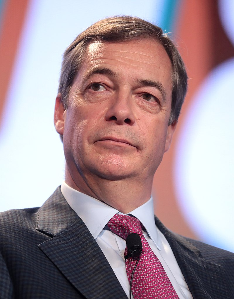 Faðir Brexit – Nigel Farage