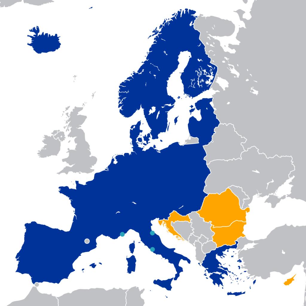 Schengen samkomulagið á tímamótum