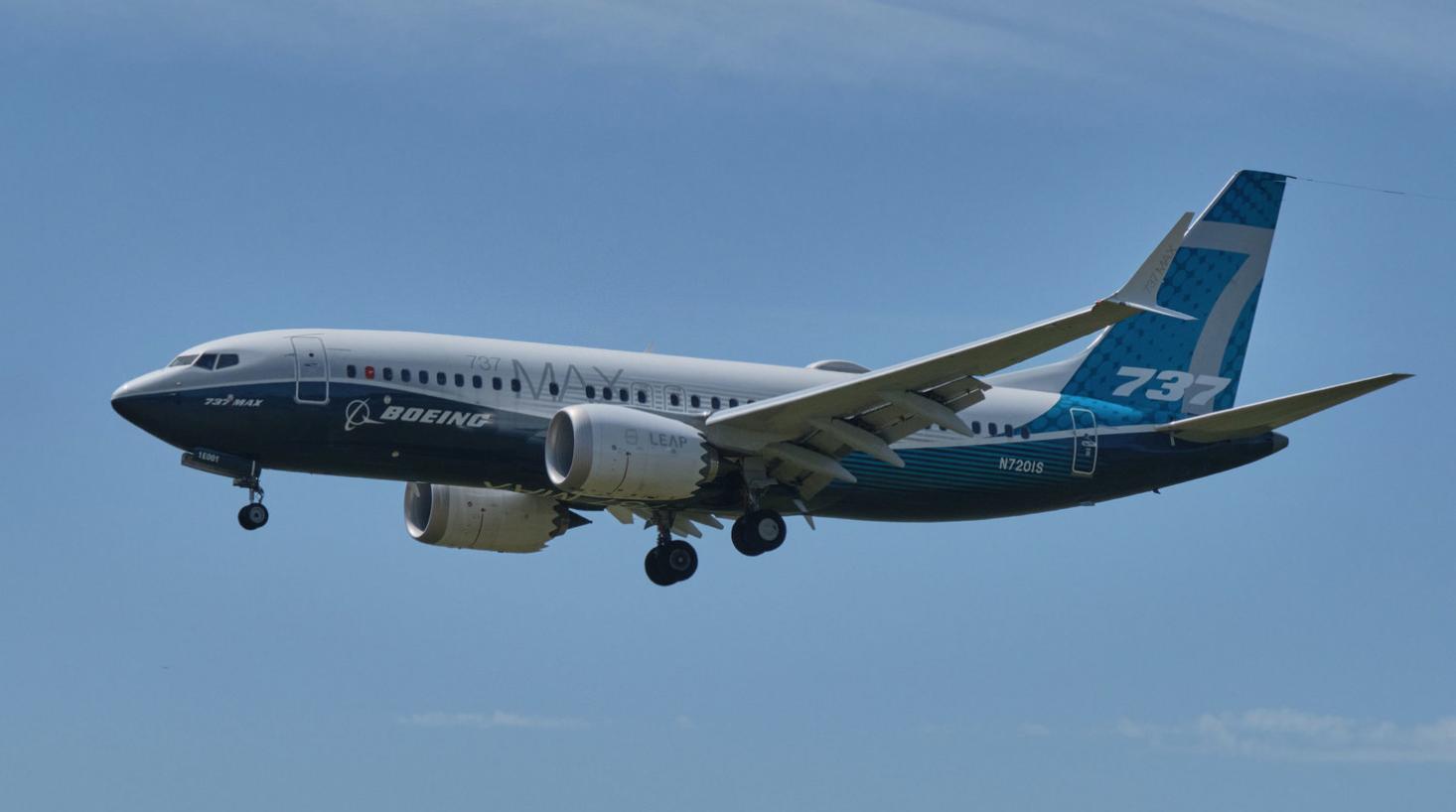 Boeing fær að fljúga