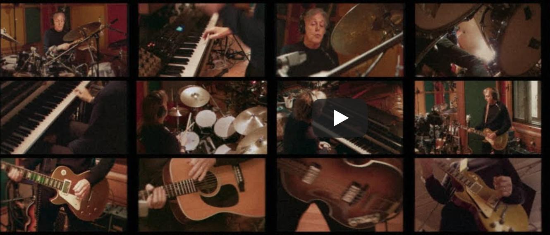 Paul McCartney's 'Find My Way' er fyrsta tónlistarmyndbandið af nýju plötunni hans sem tekin var upp í sóttkví