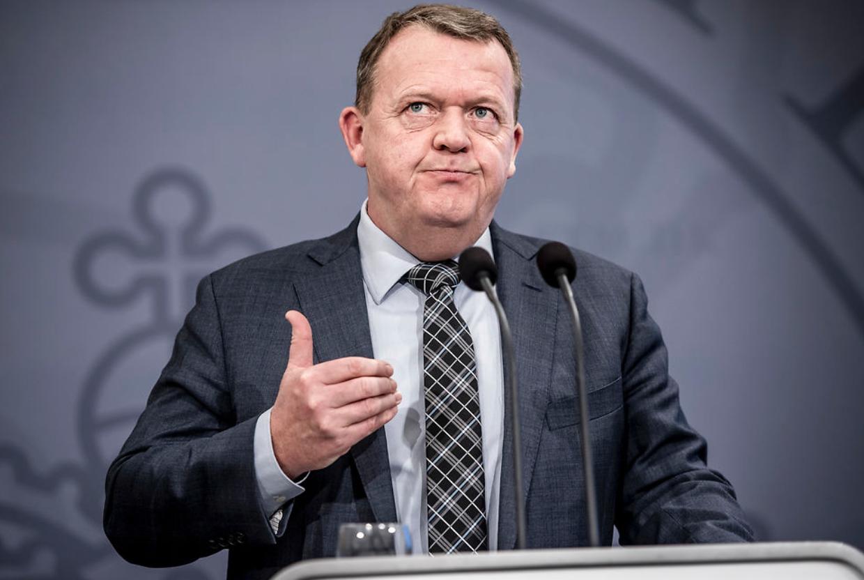 Lars Løkke fyrrum forsætisráðherra Danmörku með nýjan flokk í stofnun: Yfir 4.800 hafa gengið í stjórnmálahreyfingu hans