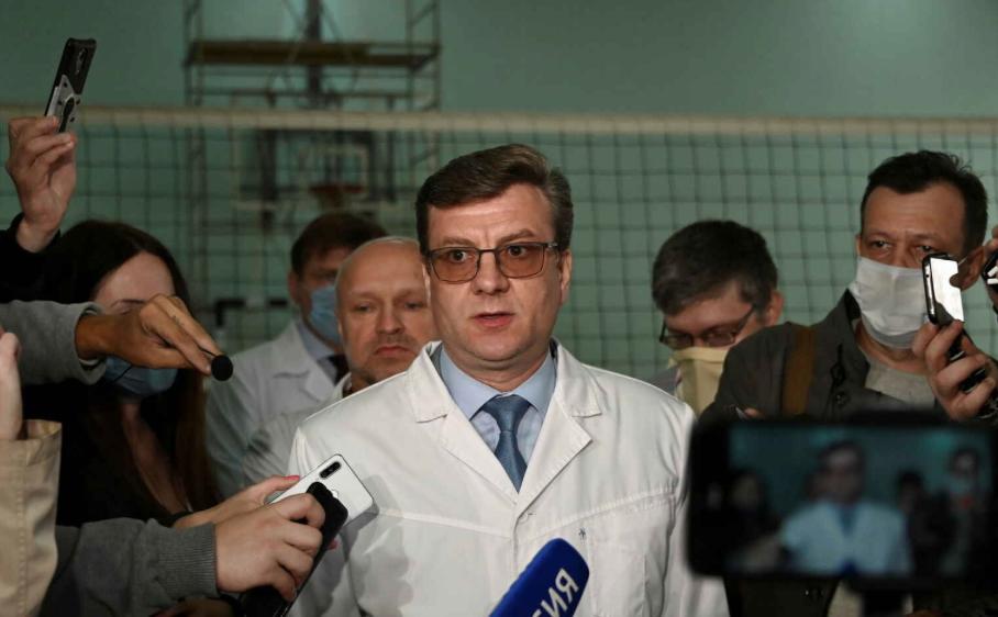 Rússneskur læknir sem meðhöndlaði Navalny horfinn